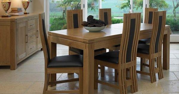 Table salle manger extensible et design en 35 images - Table amoureux ...