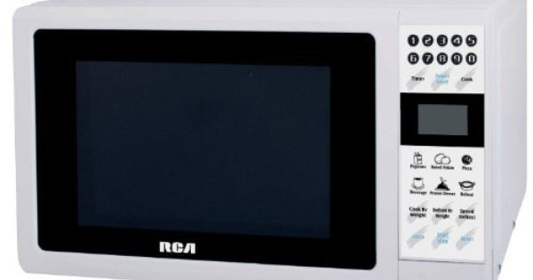 Rca Rmw742 0 7 Cubic Feet Microwave Oven White Http Www Amazon