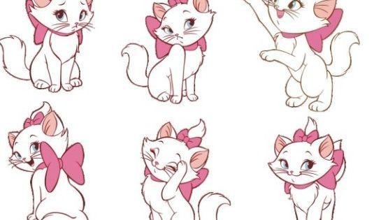 Vector Disney Marie Cat Set 02 Aristocats Pinterest Cat