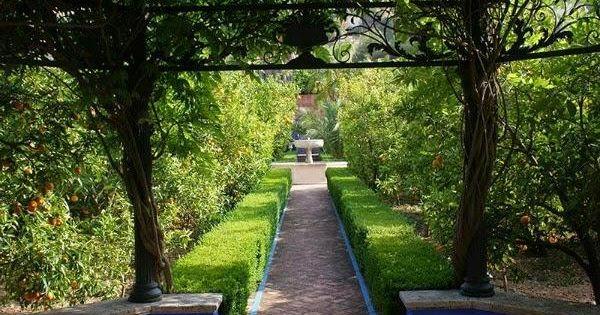 El jard n mediterr neo de l 39 albarda cuidar de tus for Bodas en el jardin botanico de rio piedras