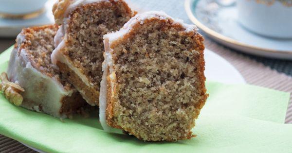 #Haselnusskuchen Schmeckt Einfach Hervorragend. Keiner