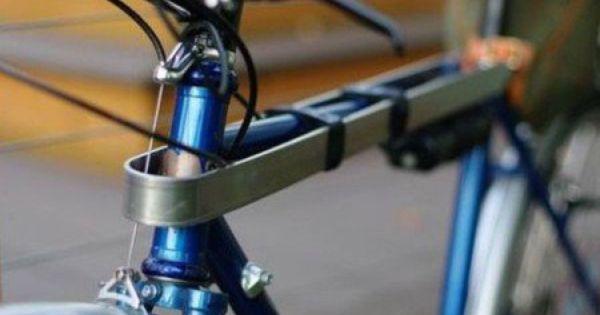Tigr Redefining The Bike Lock Titanium Bike Bike Custom Bikes