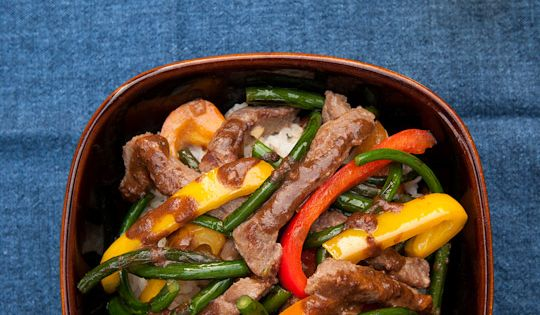 Beef and Garlic on Pinterest