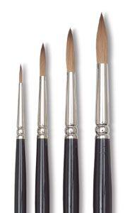 Best Professional Siberian Kolinsky Sable Detail Paint Brush Value