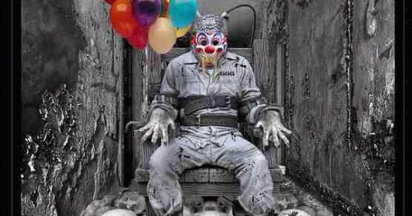Clowning around with extreme bondage 5