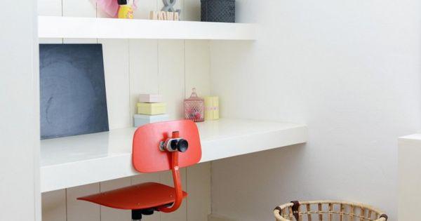 Zwevende Kast Slaapkamer : Bureaus, Planken and Deuren on Pinterest