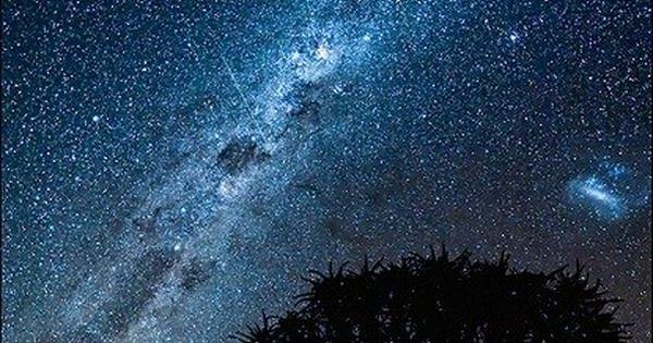 vacation travel photos - Starry Night