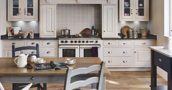 Country Style Country Style Kitchens And John Lewis On Pinterest