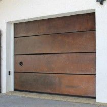 Signature Rustic Overlay Steel Garages Garage Doors Garage Door Company Overhead Garage Door