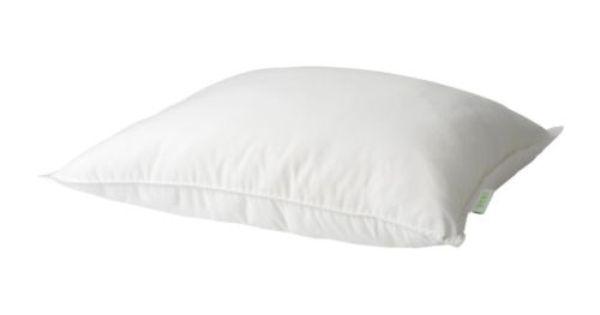 Gosa v dd almofada p dormir de costas 50x60 cm ikea for Ikea gosa oreiller raps