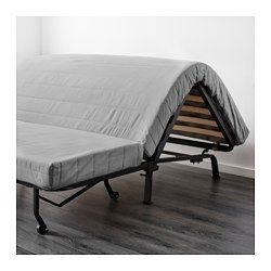 Lycksele Lovas Ransta White Two Seat Sofa Bed Ikea Ikea Sofa Bed Ikea Bed Mattress Sofa