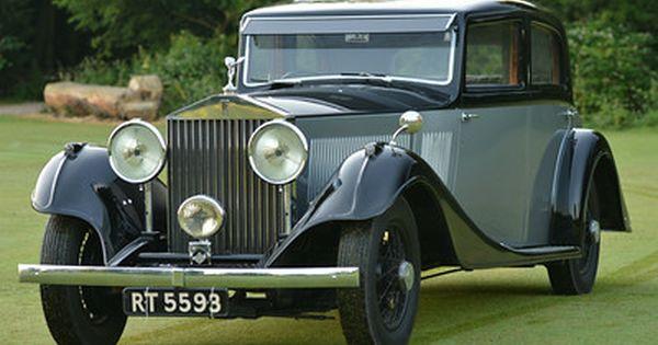 Rolls Royce Phantom Ii Vandpcars Rolls Royce Rolls Royce