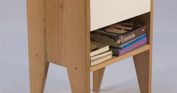 Mesa de luz pinteres for Muebles para oficina walmart