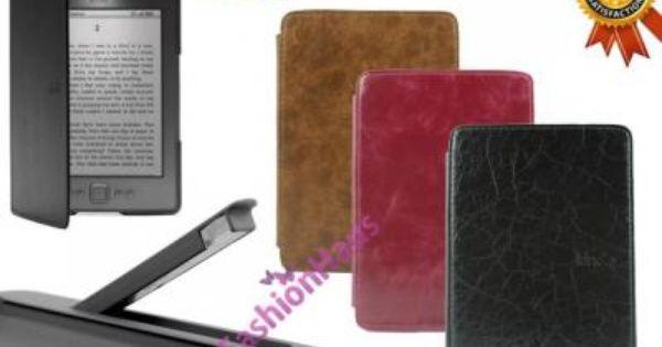 Amazon Kindle 4 5 Etui Z Lampka Pokrowiec Futeral 3628079043 Oficjalne Archiwum Allegro Stuff To Buy Kindle Amazon Kindle
