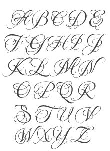 Pin De Juan Edward Achacollo Aguilar En Tatus Fuentes De Letras Para Tatuaje Tipos De Letras Abecedario Estilos De Letras