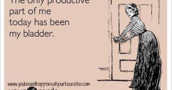 Pregnancy Bladder