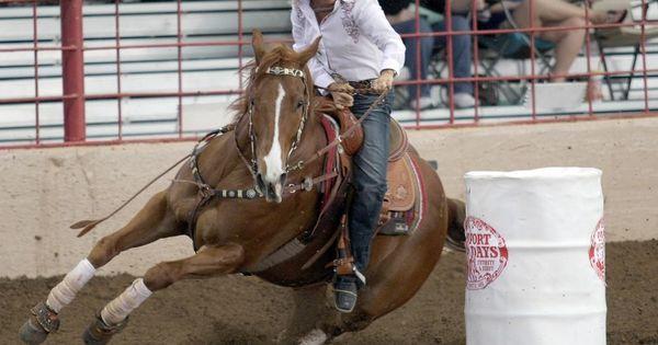 texas ultimate barrel race