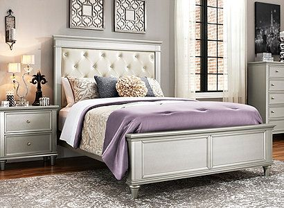Tiffany Transitional Bedroom Collection Design Tips Ideas Raymour Flanigan Furniture Transitional Decor Bedroom Sets Transitional Living Rooms