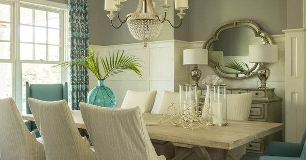 An Interior Design Company In Minneapolis Martha O 39 Hara Interiors Turquoise And White Dining