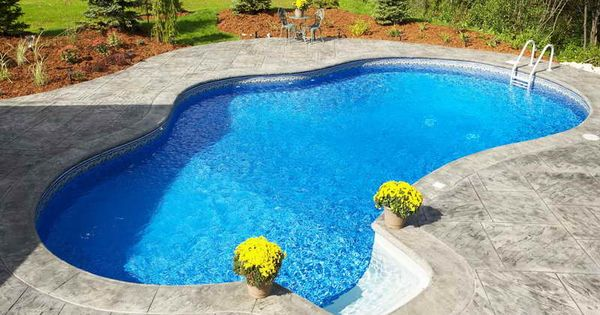Small Inground Pool Photo Gallery Small Inground Swimming Pool With Regular Design Pools