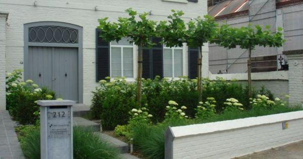 Landelijke voortuin tuin pinterest voortuinen tuin for Voortuin strak modern