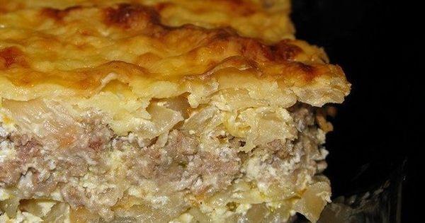 Keto Dump Cake Recipe: Kraut-Auflauf Mit Hackfleisch