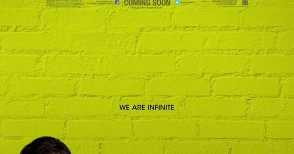 The Perks Of Being A Wallflower - Poster americano EmmaWatson LoganLerman EzraMiller