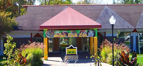 Loved Going To Miller Park Zoo In Bloomington Il It Was Only Place A Kid From The Midwest Could See Lions And Monkey Bloomington Places Parks And Recreation