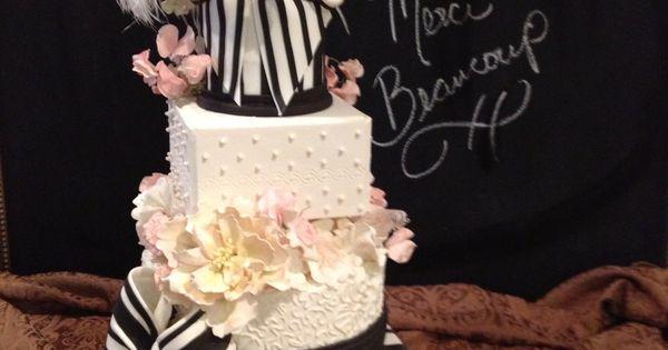 Ascot Cake by Reva Alexander-Hawk for Merci Beaucoup Cakes ...