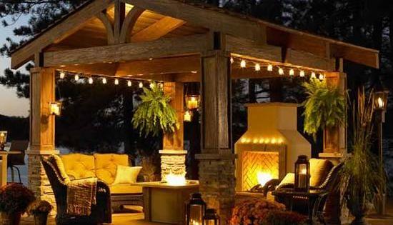 Small Backyard Pergola Ideas Small Courtyard Garden