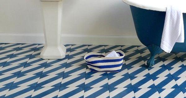 tile pattern bathroom floor - Google Search