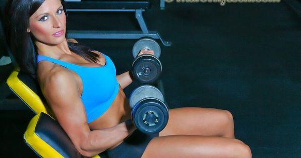 Jaimie Bernhardt Workout