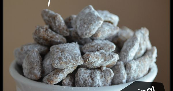 Puppy Chow- Original Recipe, sometimes the original is the best!!!! Ingredients: 1