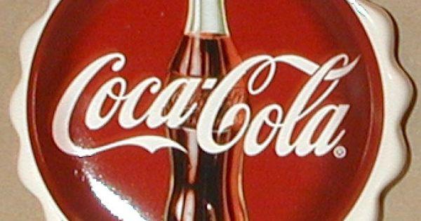 For the coca cola fan 39 s bathroom the coca cola bottle cap - Bathroom coca cola shower curtain ...