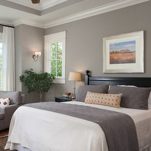 Color Of The Week Decorating With Warm Grey Remodel Bedroom