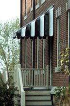 Preservation Brief 44 The Use Of Awnings On Historic Buildings Repair Replacement And New Design In 2020 Aluminum Awnings Historic Buildings Awning