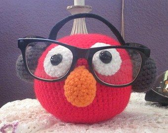 Mini Crochet Elmo - free crochet / amigurumi pattern | Diy crochet ... | 270x340