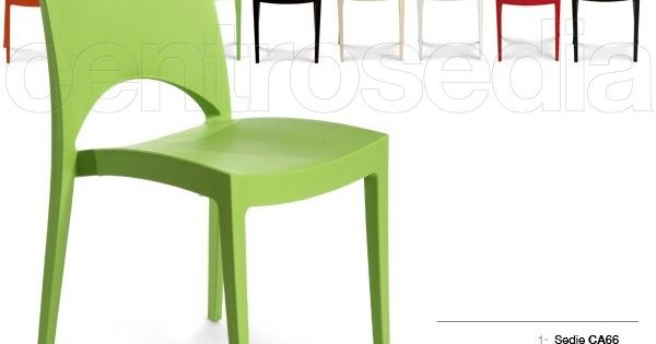 Sedie antiche ~ Chantal sedia polipropilene sedie plastica polipropilene maison
