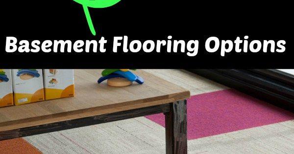 best basement flooring options basement flooring options flooring