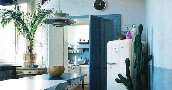 Photo by Alessandra-Ianniello for Elle Decoration UK via Jonathan Lo - kitchens,