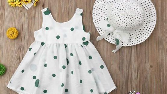 فساتين بنات عمر سنه ونص روعة صور مميزة للاطفال فساتين اطفال عمر سنه 2020 فساتين بنات صغيرات روعة Summer Dresses Fashion Dresses