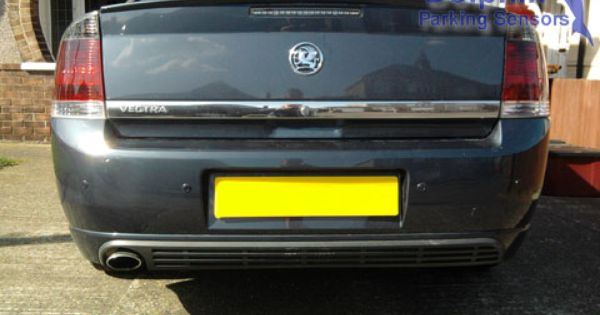 Dolphin Automotive Dolphin Parking Sensors Vauxhall Vectra