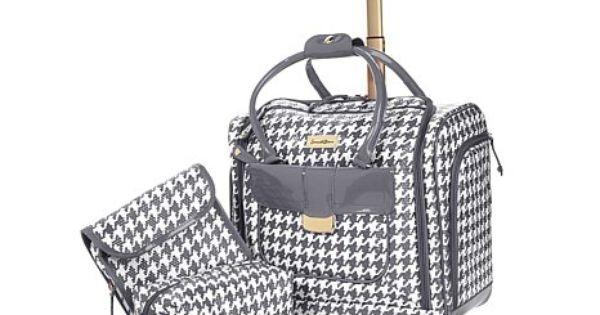 Samantha Brown Luggage Qvc: Samantha Brown Houndstooth Underseater #TravelwithHSN