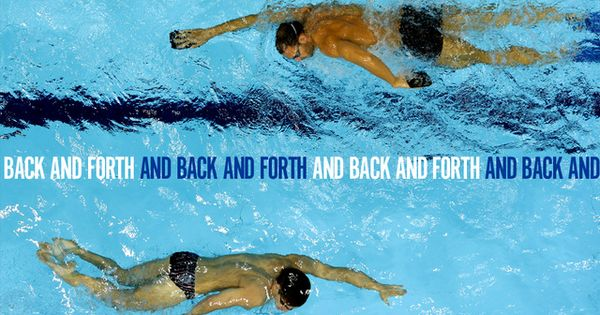 I 39 D Rather Go Through Nfl Two A Days Or Make Myself Puke In The Pool Than Do What Michael Phelps