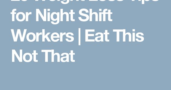 Hookup Site For Night Shift Workers
