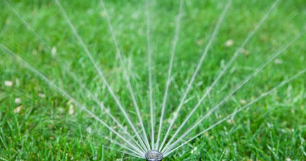 Broken Sprinkler Heads Are Easy To Identify Simply Look For Cracked Or Broken Plastic Casing On The Heads Sprinkler Sprinkler Installation Lawn And Landscape