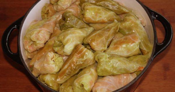 Golubtsi Recipe; A classic Russian food bon-appetit