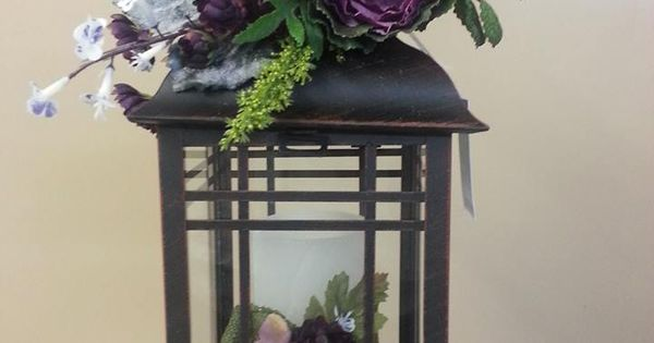 Small Lantern By Pennys Florist Shop Greenfield IN Lanterns Pinterest Florists Floral