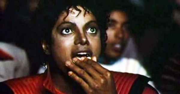 Mj Popcorn Happy Birthday Michael Jackson Thriller Memes