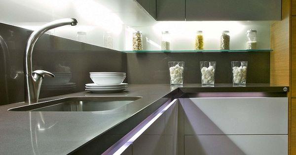 Materiales para encimeras de cocina cocina pinterest - Materiales encimeras cocina ...